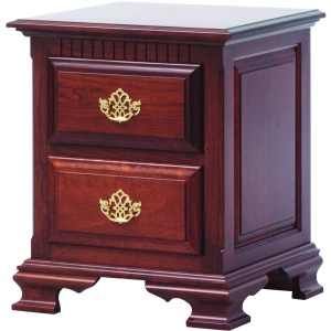 2 - Drawer Nightstand