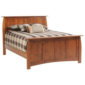 Bordeaux Panel Bed