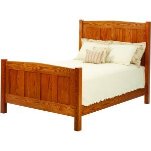 Panel Bed Queen
