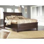 B697 King Sleigh Bed