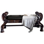 North Shore Upholstered Bench