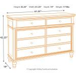 Marsilona Dresser