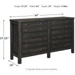 Baylow Dresser