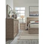 Langford King Panel Bed
