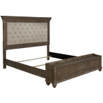 Johnelle King Panel Bed with Storage