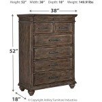 Johnelle Chest of Drawers
