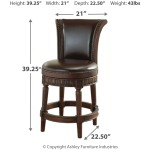 North Shore Counter Height Bar Stool