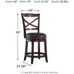Porter Counter Height Bar Stool