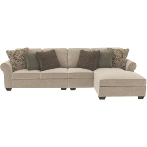 Wilcot 3-Piece Sectional with Chaise