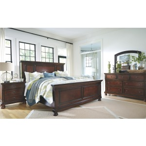 6 Piece Panel Bedroom- King