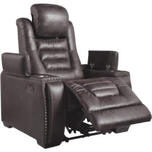 Cave Warrior Power Recliner