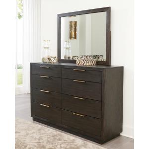Bruxworth Dresser and Mirror