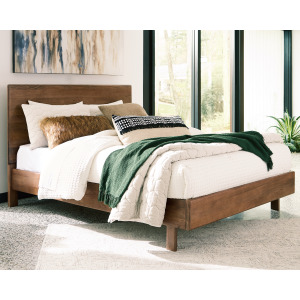 Isanti Queen Panel Bed