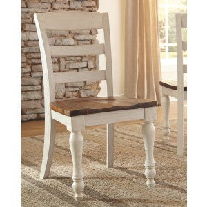 Marsilona Dining Room Chairs (Set of 3)