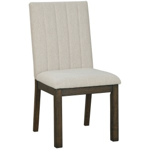 DELLBECK UPHOLSTERED SIDE CHAIR