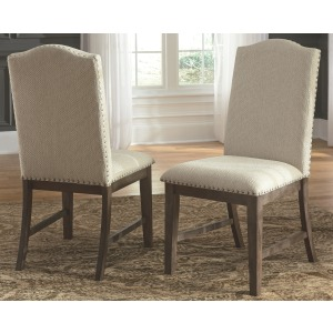 Johnelle Dining Room Chairs (Set of 3)