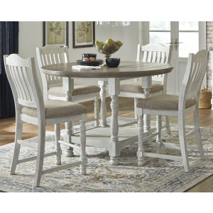 Havalance 5 PC Counter Height Dining Set