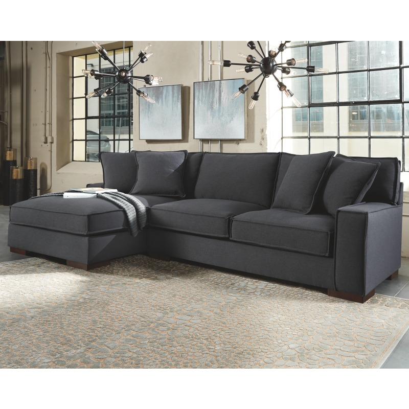 Gamaliel 2 Piece Sectional With Chaise 45501s1 Ashley Homestore