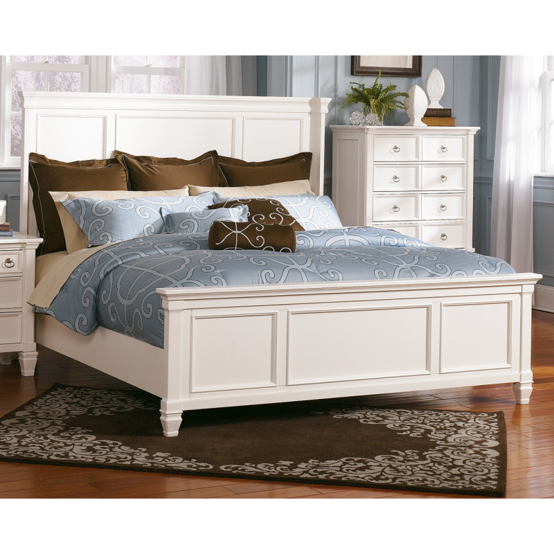 Prentice Queen Panel Bed by Millennium by Ashley - B672B2 ...