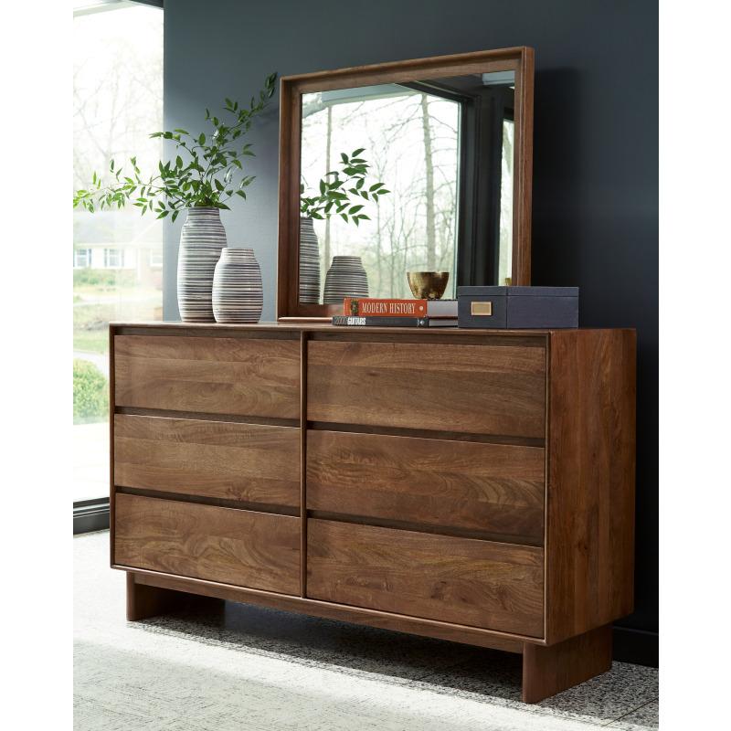 Isanti Dresser and Mirror