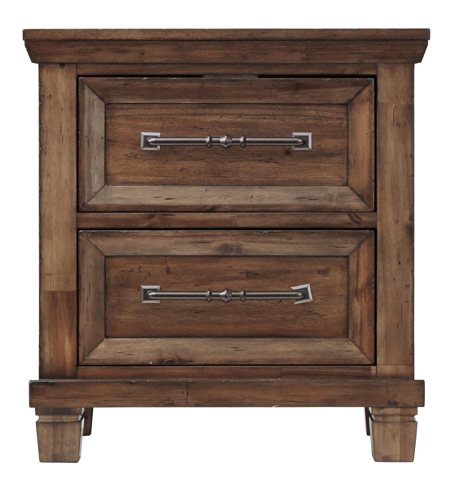 Royard Nightstand By Millennium By Ashley B76592 Missouri Furniture