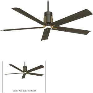 """Clean - LED 60"""" Ceiling Fan"""