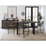 Hudson 5 PC Counter Dining Set