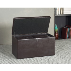 3 in 1 Storage Bench w/ 2 Ottomans