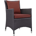 Convene Dining Outdoor Patio Armchair