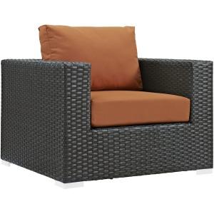 Sojourn Outdoor Patio Sunbrella Armchair