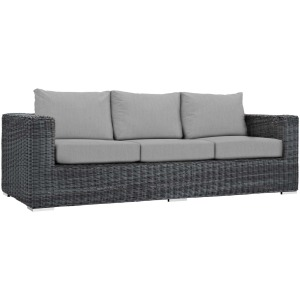 Summon Outdoor Patio Sunbrella Sofa
