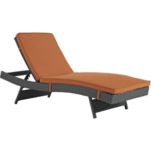 Sojourn Outdoor Patio Sunbrella Chaise