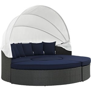 Sojourn Outdoor Patio Sunbrella Daybed