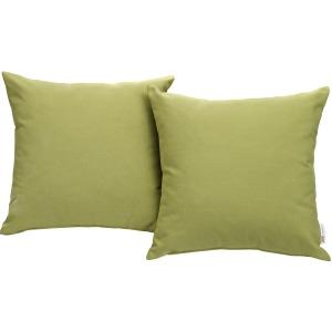 Convene Two Piece Outdoor Patio Pillow Set
