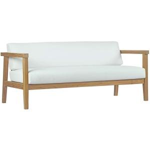 Bayport Outdoor Patio Teak Sofa