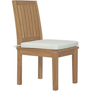 Marina Outdoor Patio Teak Dining Chair
