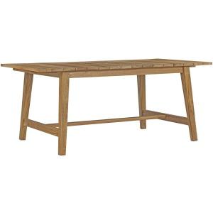 Dorset Outdoor Patio Teak Dining Table
