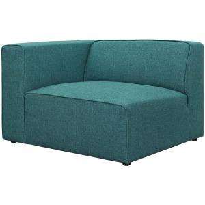 Mingle Fabric Left-Facing Sofa