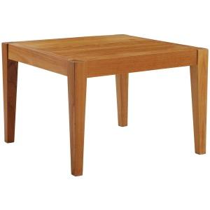 Northlake Outdoor Patio Premium Grade A Teak Wood Side Table