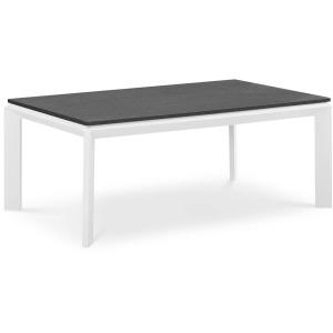 Riverside Aluminum Outdoor Patio Coffee Table