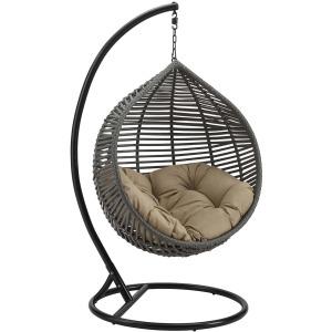 Garner Teardrop Outdoor Patio Swing Chair