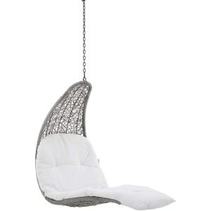 Landscape Outdoor Patio Hanging Chaise Lounge Outdoor Patio Swing Chair
