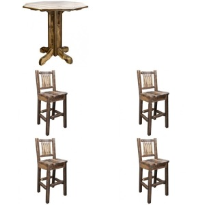 Homestead 5PC Pub Set
