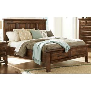 Hill CrestKing Storage Bed