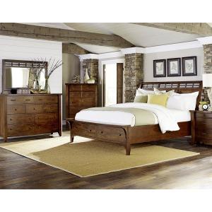 AVNAP 70-66 KG STRG BED/Dresser/Mir