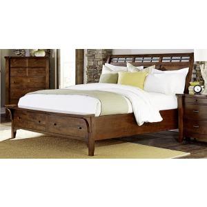 Whistler Retreat Queen Storage Bed