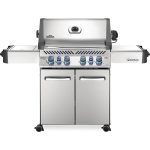 Prestige 500 RSIB with Infrared Side and Rear Burners