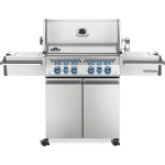 Prestige Pro 500 RSIB with Infrared Side and Rear Burners