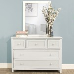 Schoolhouse 4.0 Dresser & Mirror - White