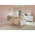 Lake House Payton Arch Bed - White